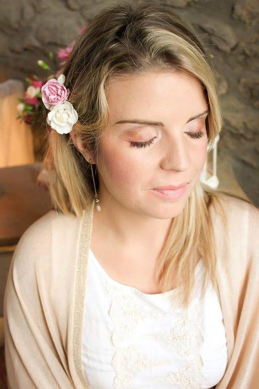 @ Hoje é especial Sara Cangueiro Make-up