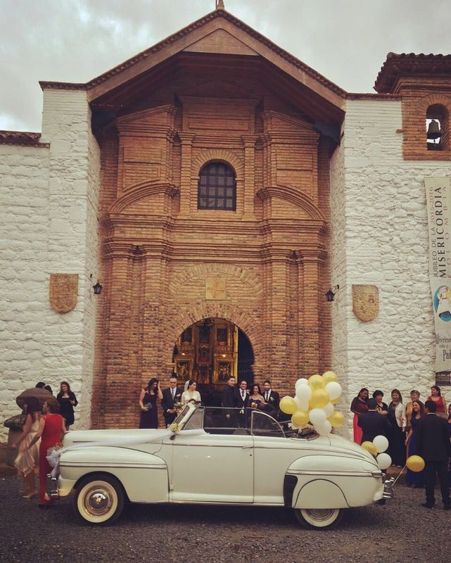 boda Julian y Lina Maria