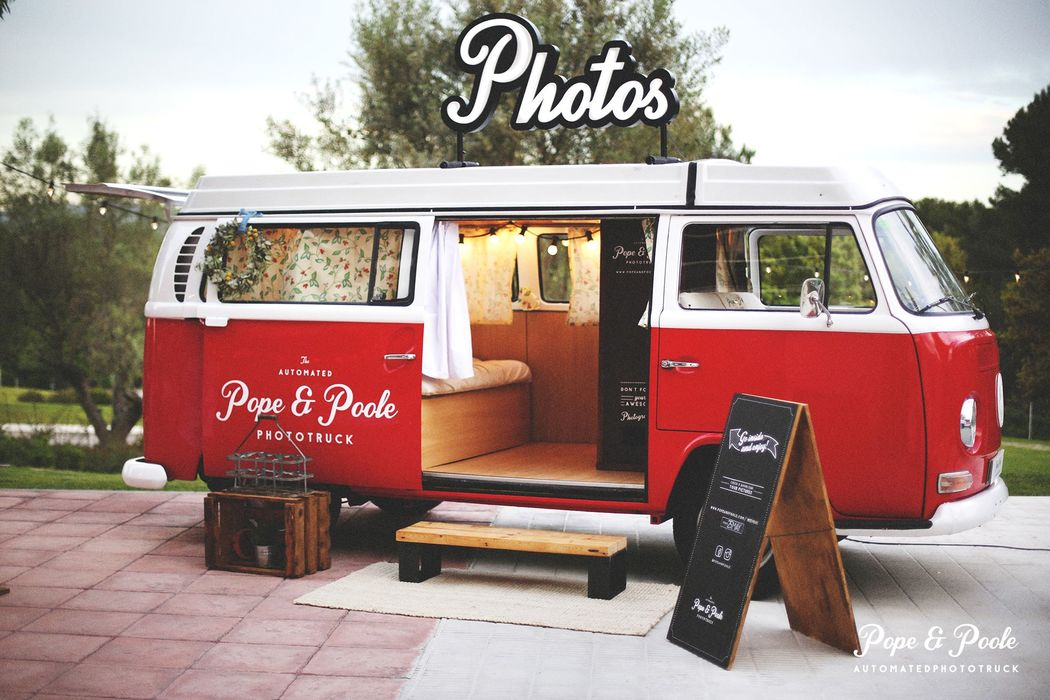 Pope & Poole Phototruck