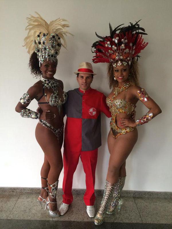 Apito de Mestre Show Bateria Escola de Samba
