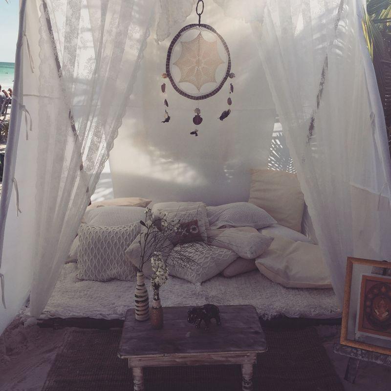Romantic Tepee