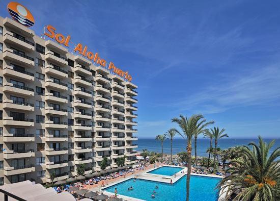 Hotel Sol Aloha Puerto