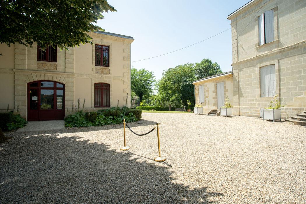 Château la Clotte Cazalis