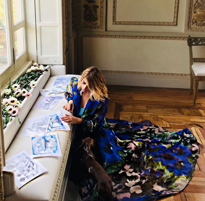 Erika Morgera Wedding Designer