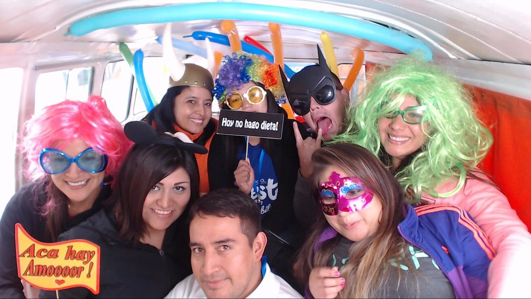LHS Kombi - Photobooth