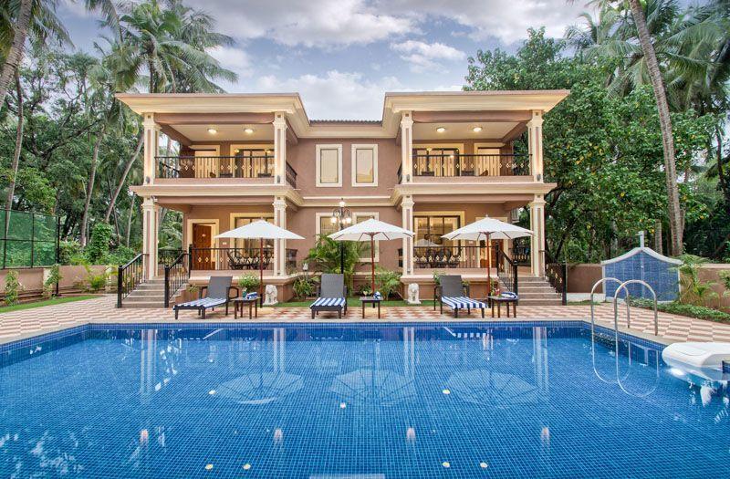 Seashell Villas The Villa Hotel