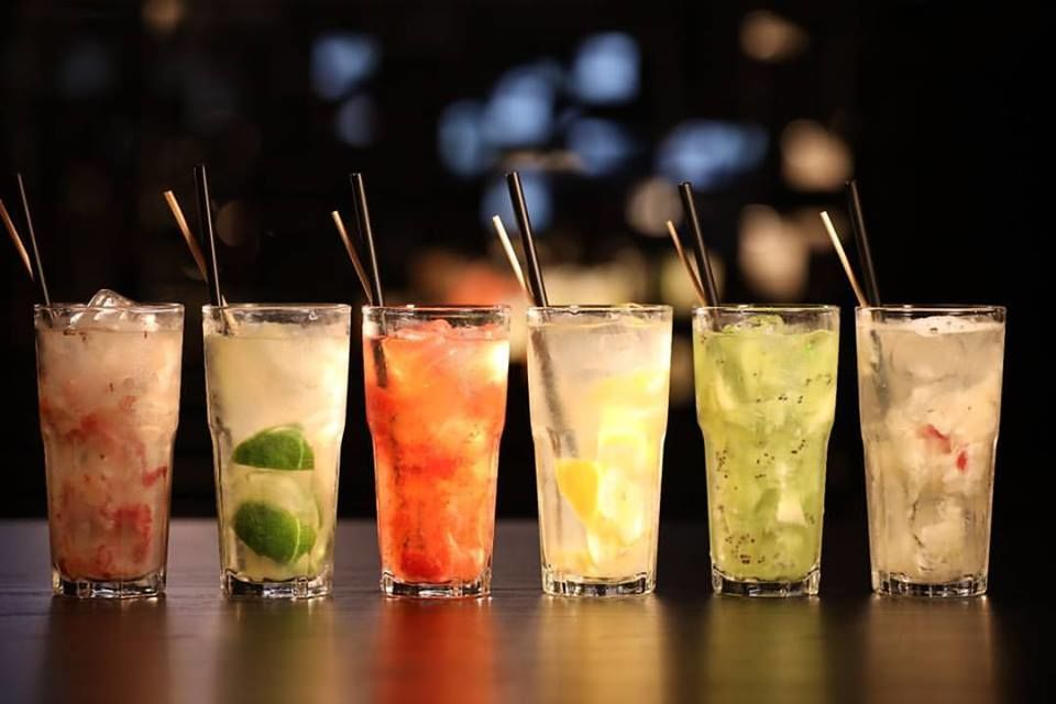 Rushmix Drinks & Foods