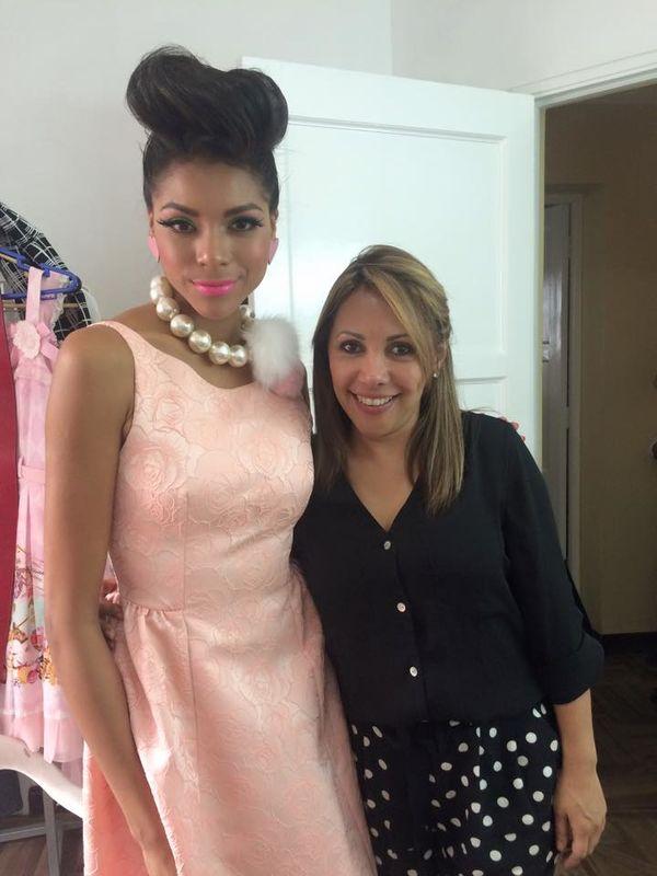 Solange Rivera Make Up