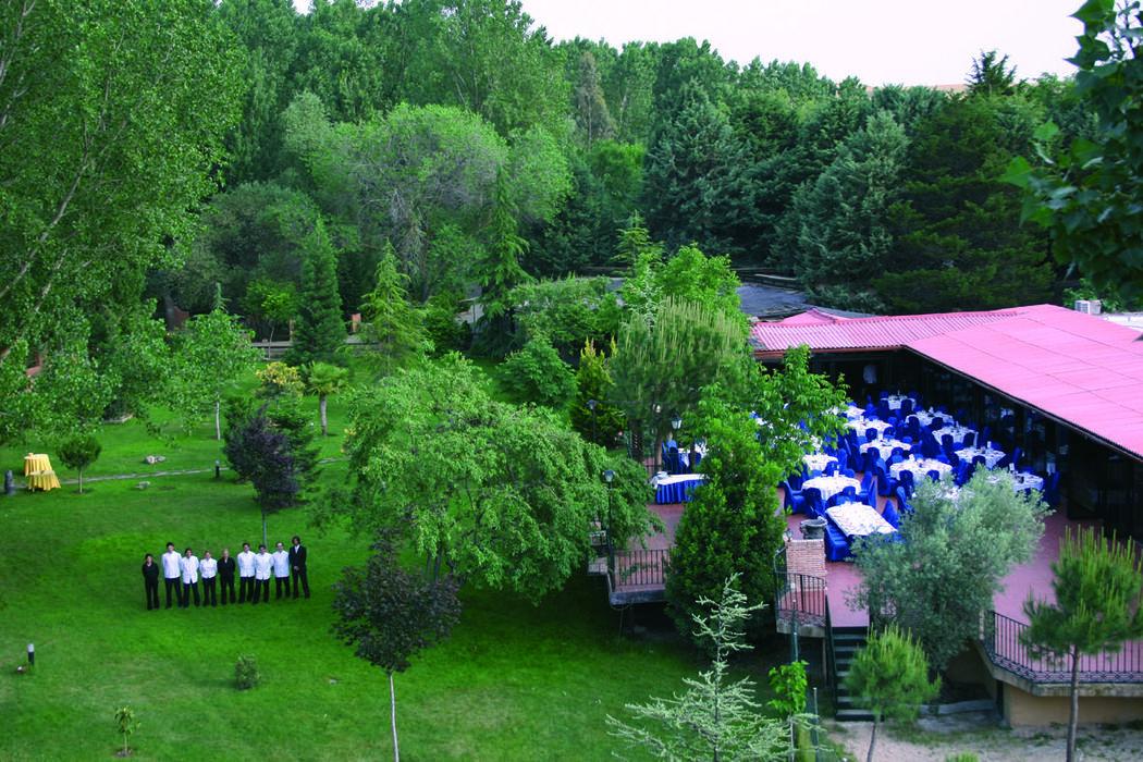 Jardín El Botero
