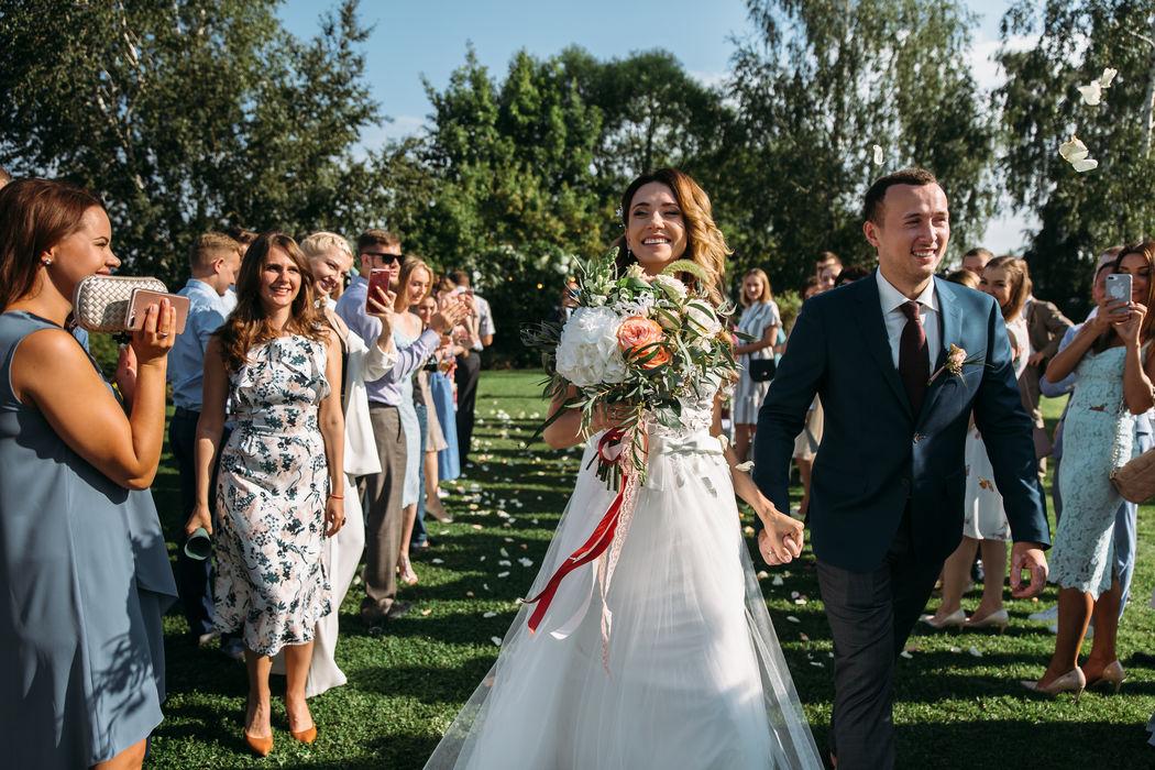 Наталья Григорьева - стильная свадебная фотожурналистика
