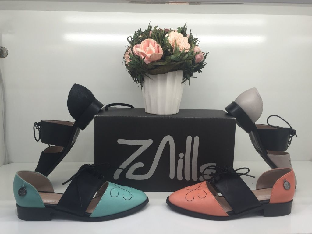 7Hills Shoes 2017 Collection