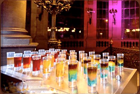 Bebidas para bodas. Caty Gomez, Wedding Planner en Riviera Maya