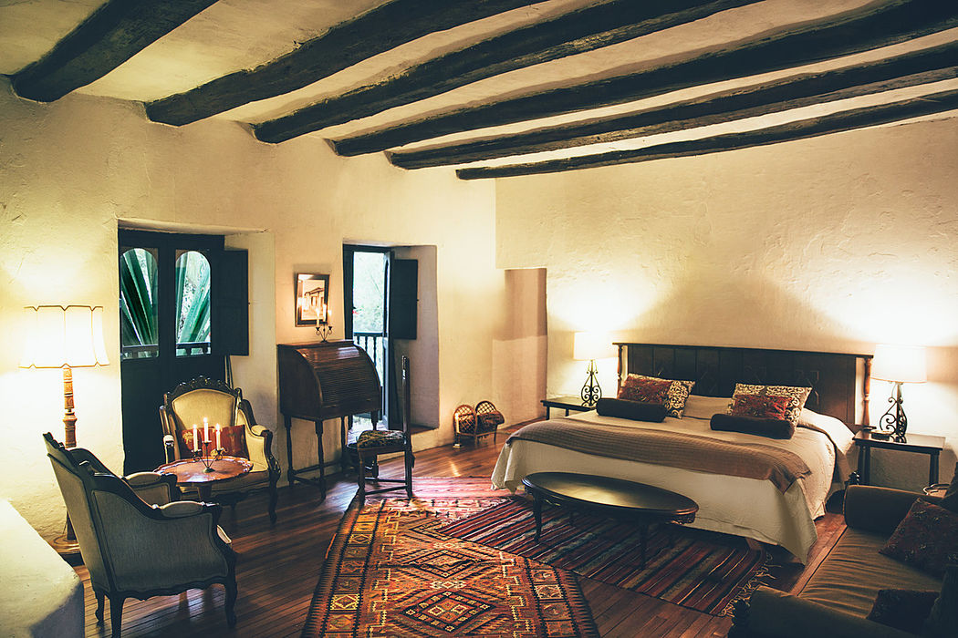 Hotel Hacienda Baza