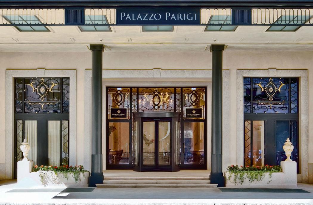 Palazzo Parigi Milano