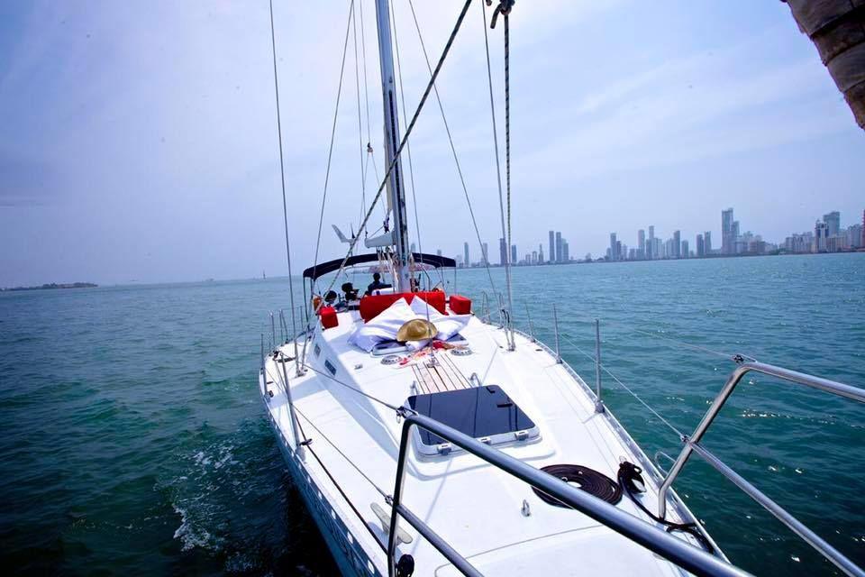 Sunset Sailing Cartagena