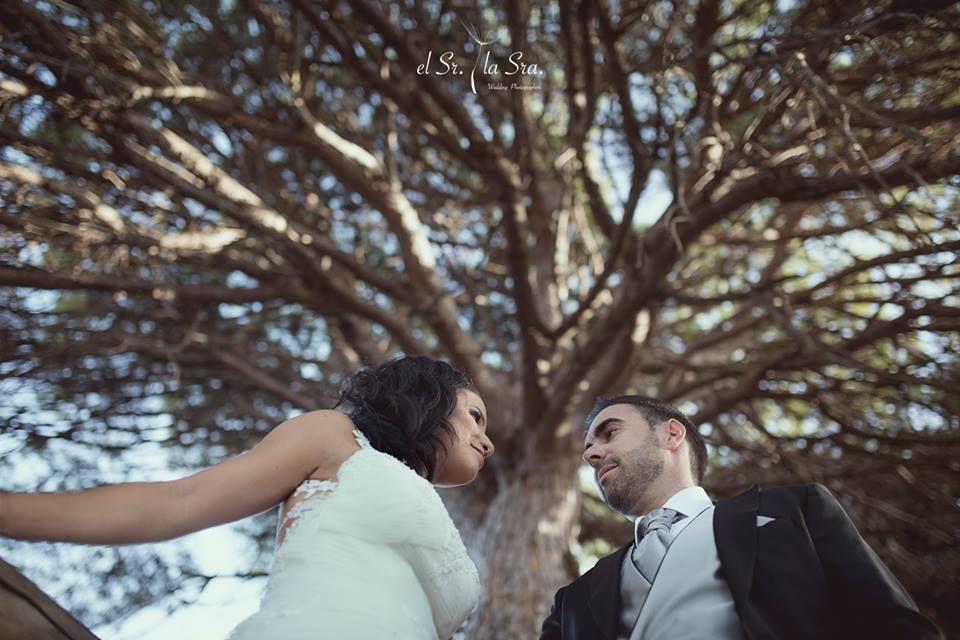 El Sr y la Sra Wedding