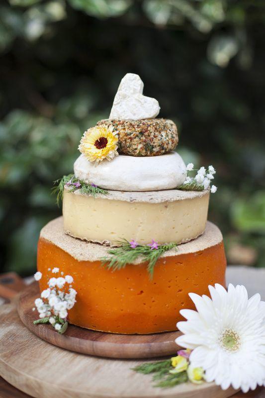 Pièce montée de fromages, Dans votre petite cuisine