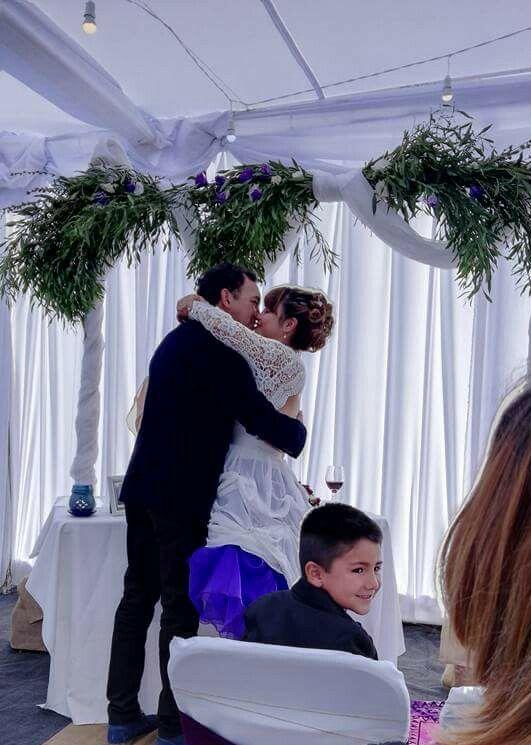Isacolors wedding