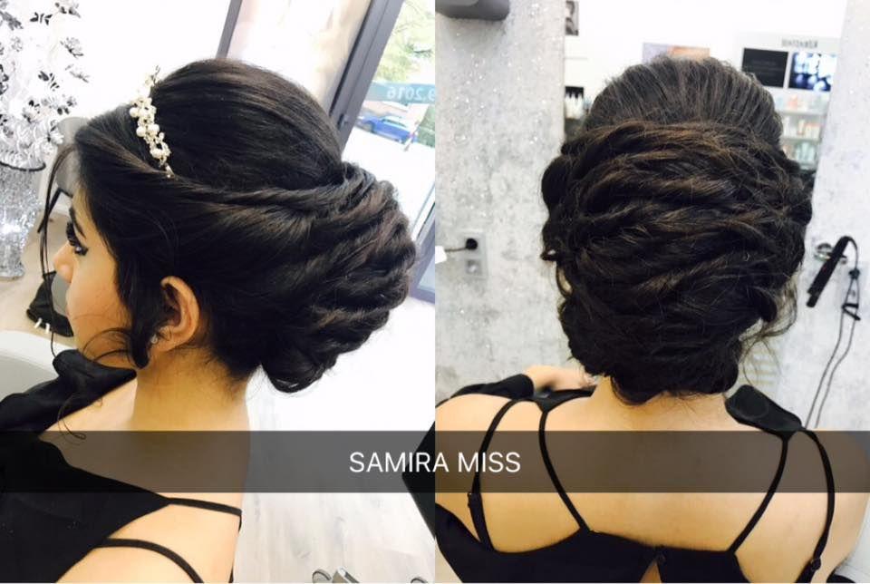 Samira Miss Brautstyling