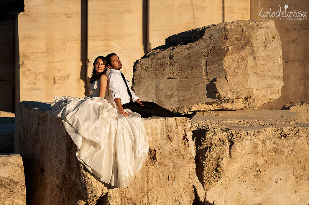 Karla De la Rosa Photography, trash the dress Cuatrociénegas Coahuila