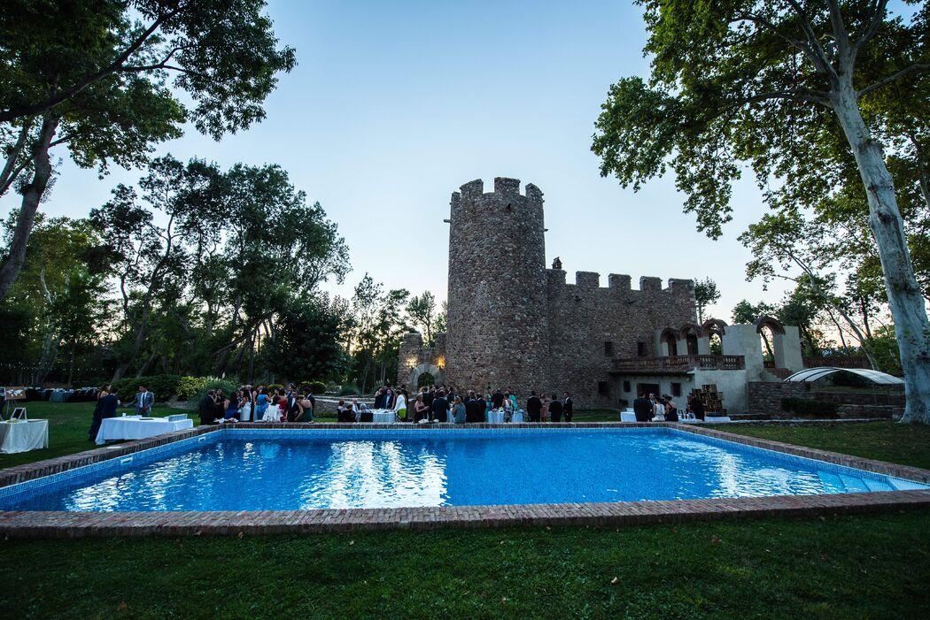 Castillo Torre Cellers