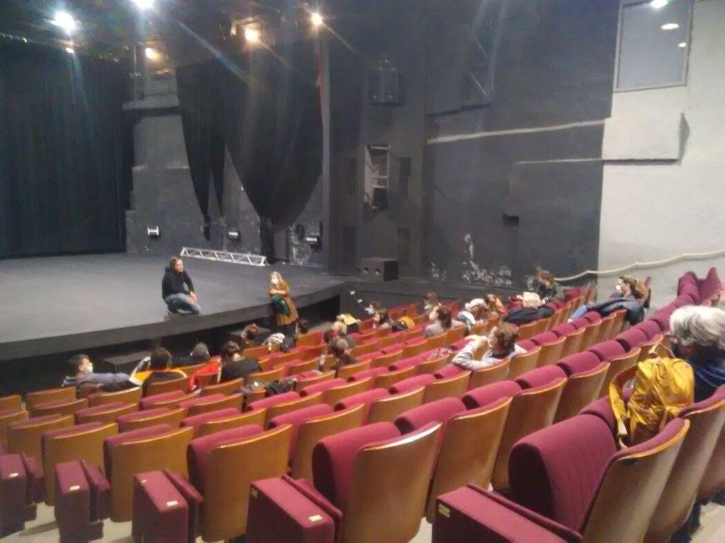 Théâtre du Chai du Terral