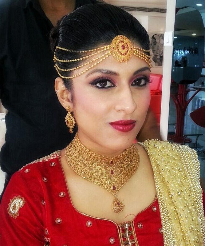 Ambika Pillai Makeup Artist