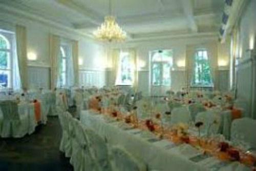 Beispiel: Hochzeitsdekoration, Prüfeninger Schlossgarten.
