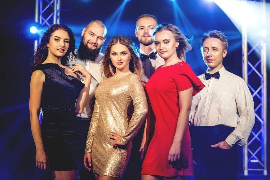 MGI Music - After Six zespół na wesele międzynarodowe.