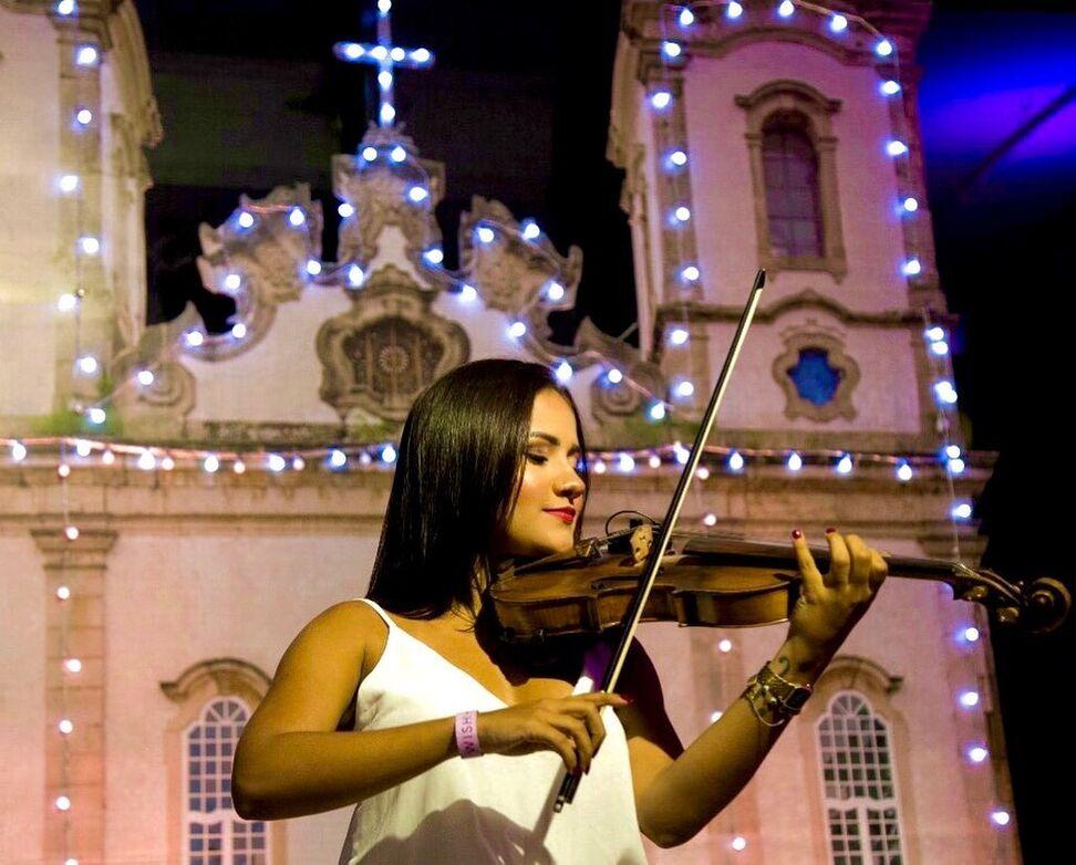 Cely Venturini Violinista