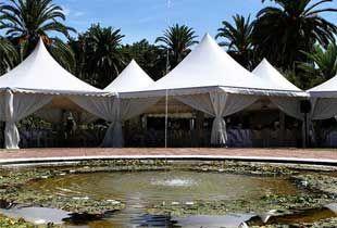 Organización del evento