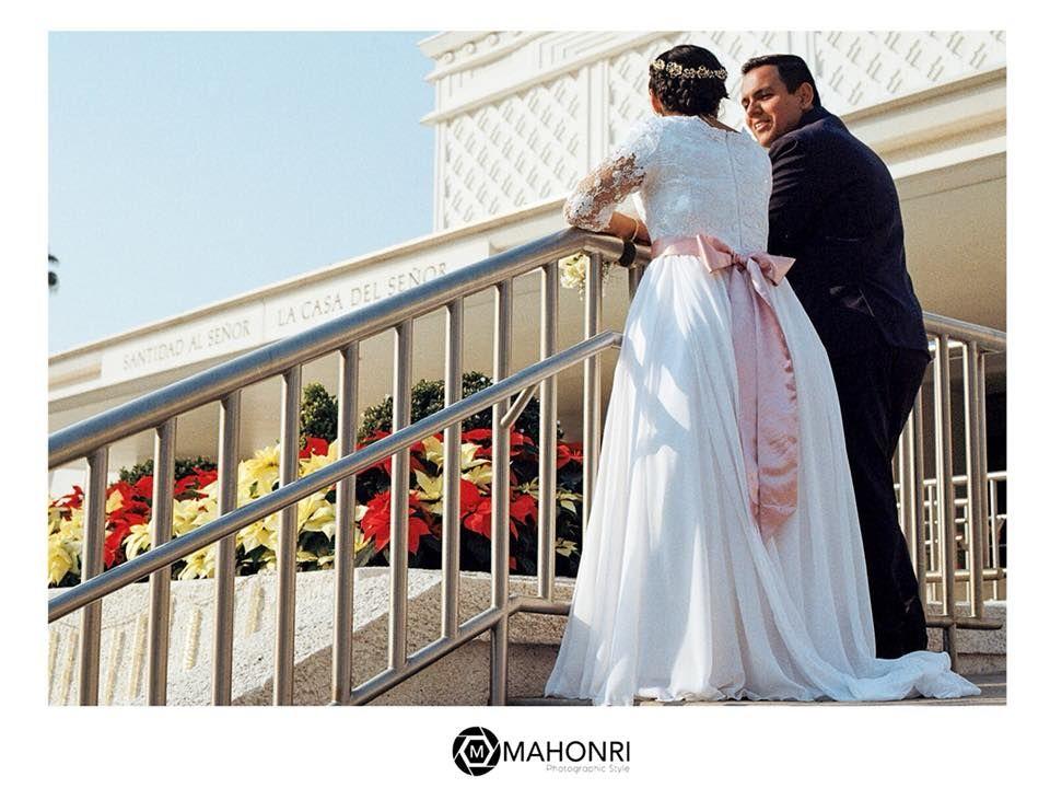 Mahonri Photographic Style
