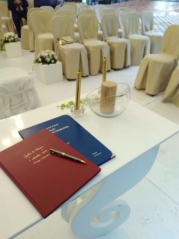 Tonigar cerimoniere Celebrante Matrimonio Civile