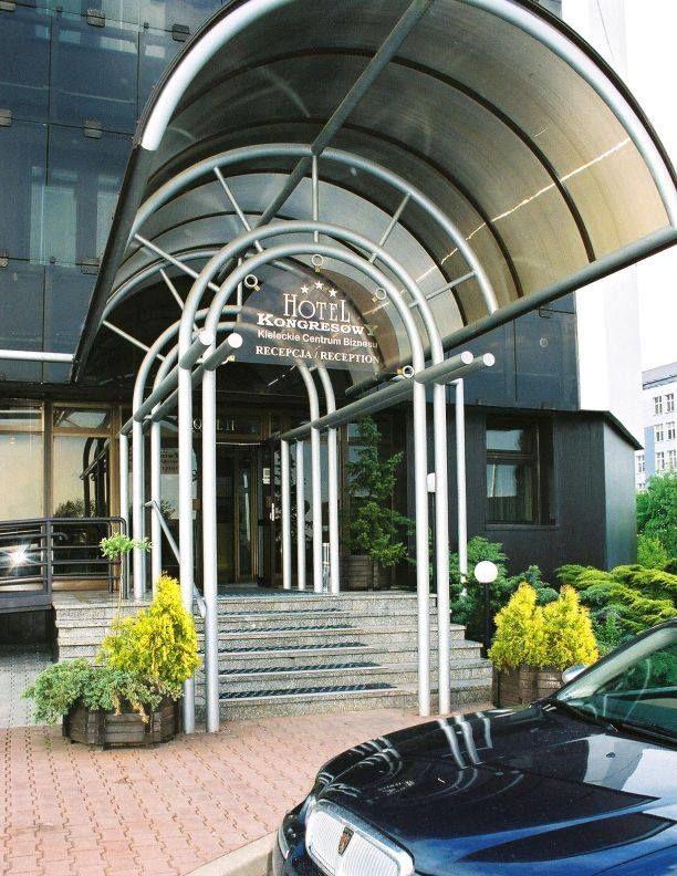 Hotel Kongresowy w Kielcach