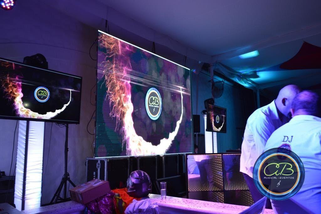 Pantallas LED, Cuernavaca