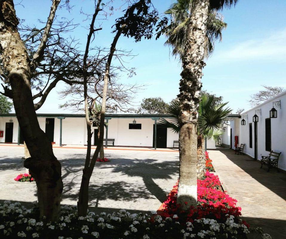 Casa hacienda Bocanegra