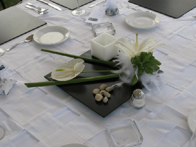 Diseños y ambientación personalizada para bodas - Foto Focaccia Banquetes