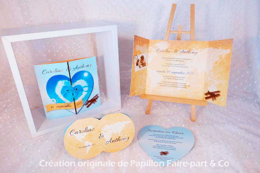 Papillon Faire-part & Co