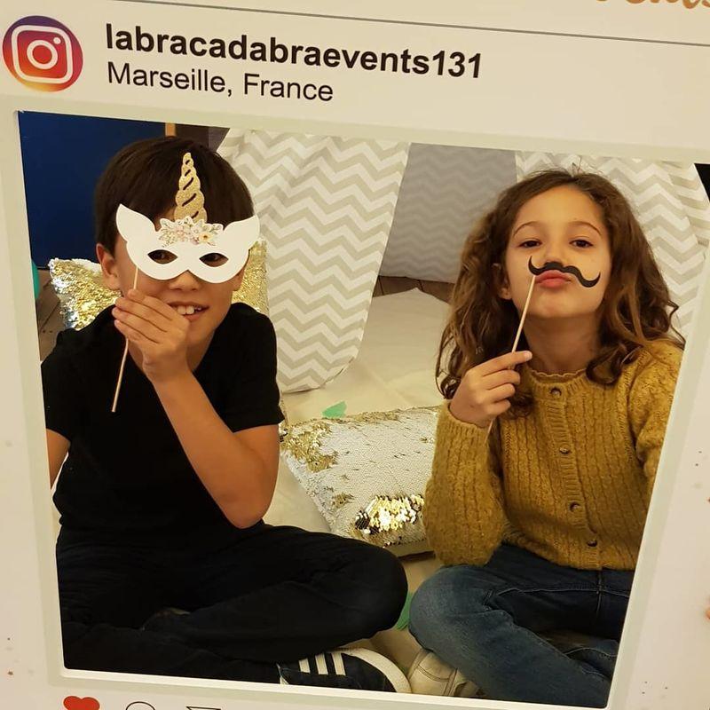 L'abracadabra Events : Animation enfants
