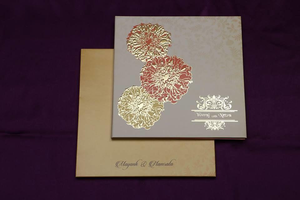 Raga Wedding cards