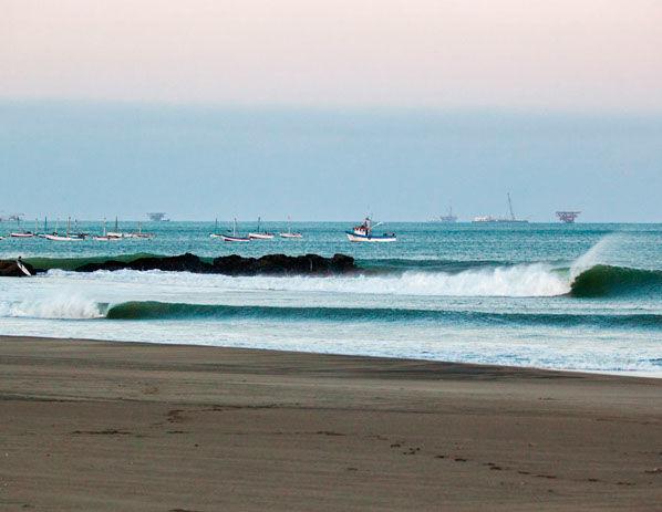 Surf Camp Inkawasi
