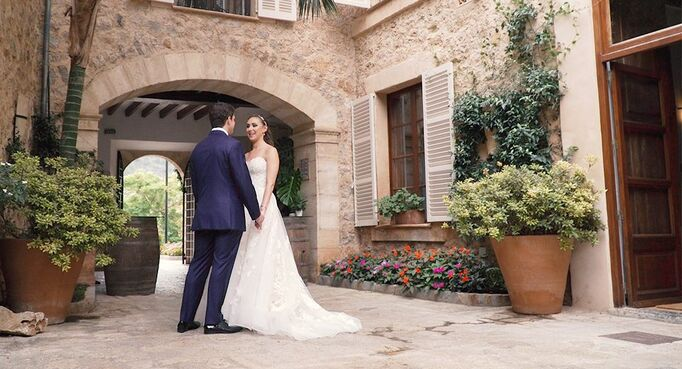 Lluís Fernández | Videógrafo de bodas