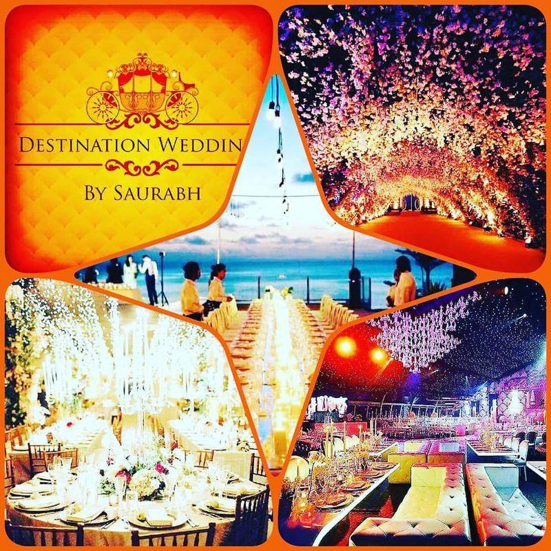 Destination Weddings By Saurabh