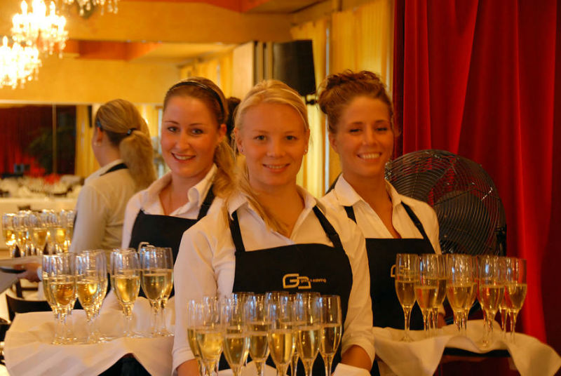 Golden Catering