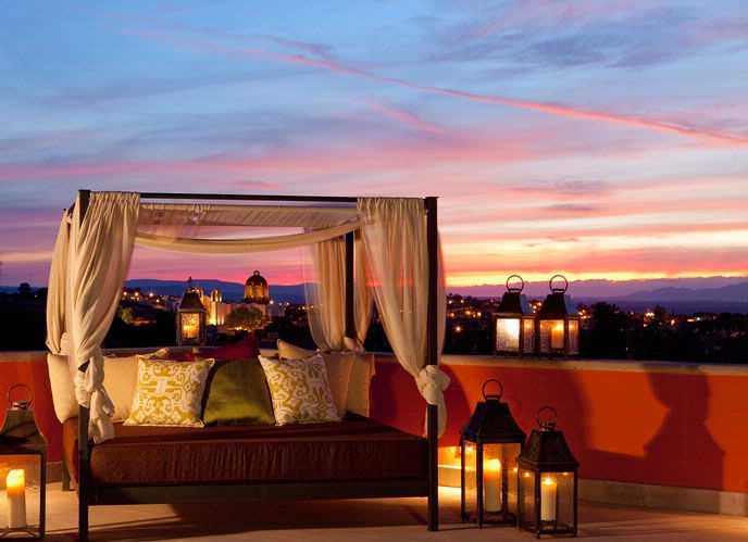 Hotel para bodas - Foto Rosewood San Miguel de Allende
