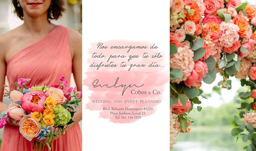 Evelyn Cobos & Co Wedding Planner
