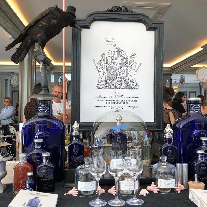 Lord of Barbès Gin