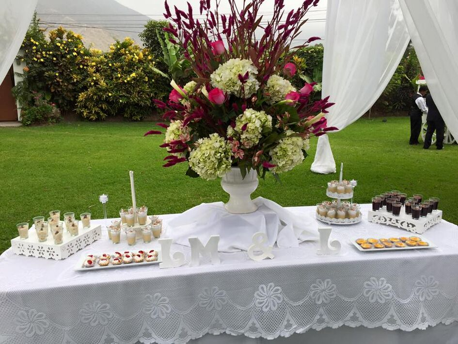 Dulce Proyecto Eventos
