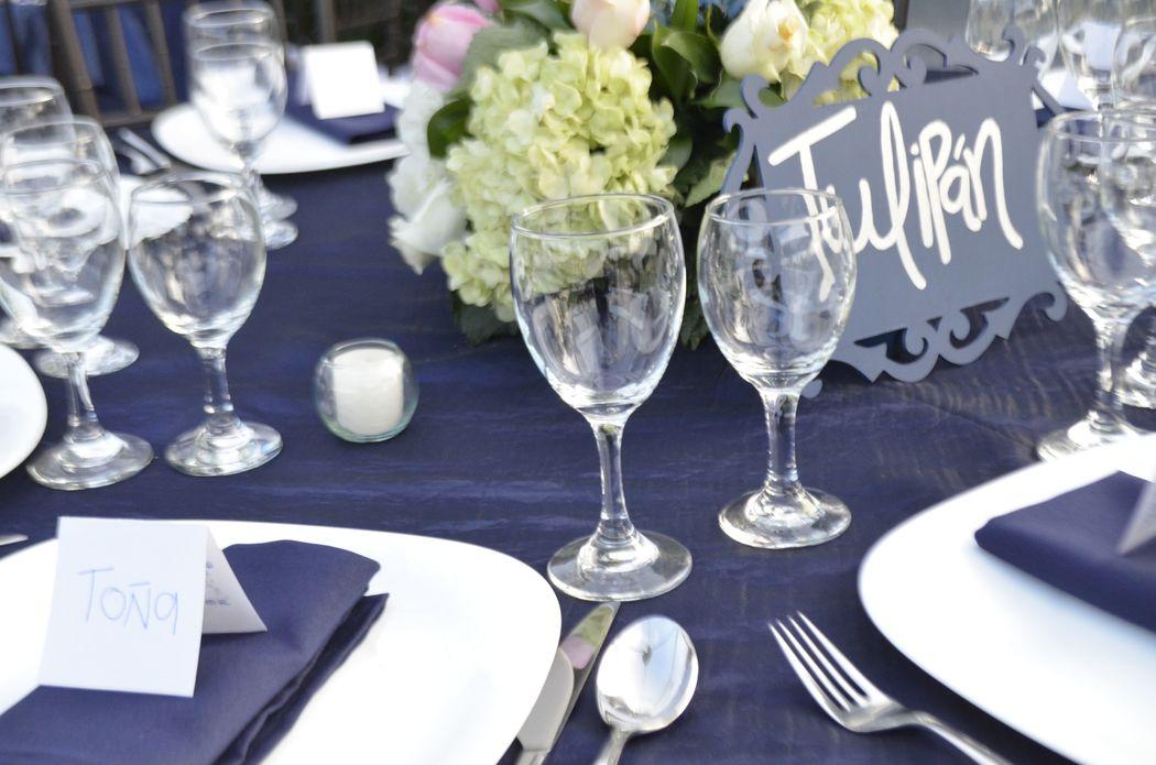Berenjena Restaurante, Eventos y Catering