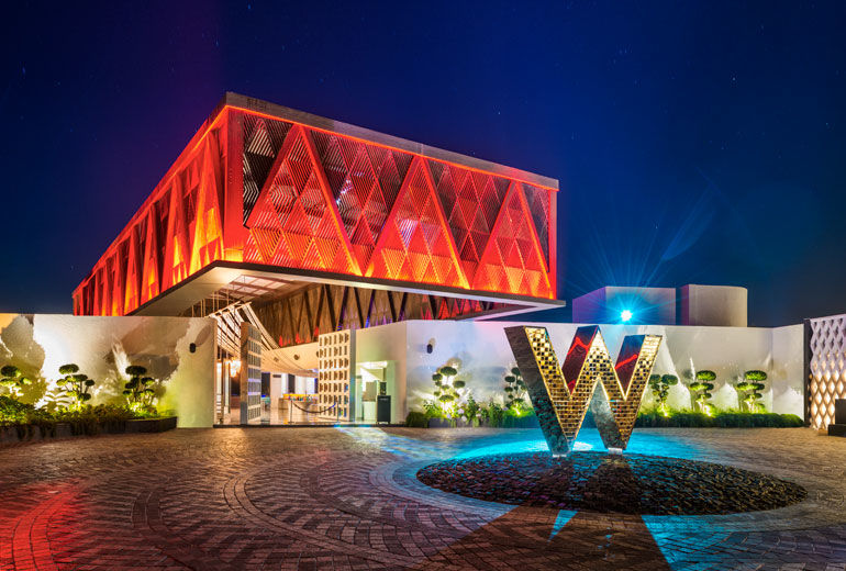 The W Hotel Goa